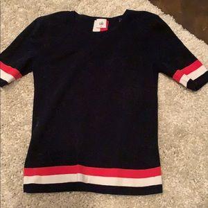 Cabi Hampton sweater navy size M